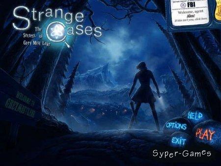 Strange Cases 3: The Secrets of Grey Mist Lake (2011/PC)
