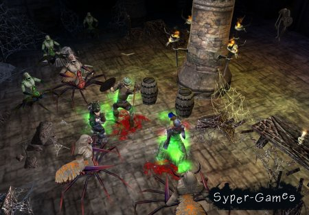Dungeon Siege 3 (2011/RUS/ENG/RePack)