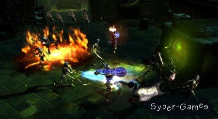 Трилогия Dungeon Siege (2002-2011/RUS/ENG/Repack)