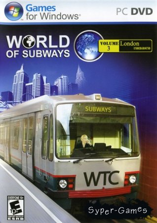 World of Subways Vol. 3 London Underground (2011/ENG)
