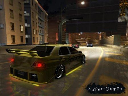 Need for Speed: Underground 2 (Жажда скорости: Подземка 2)