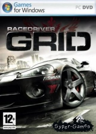 Race Driver: GRID (2008/Multi5/RIP by BLiNKeR)