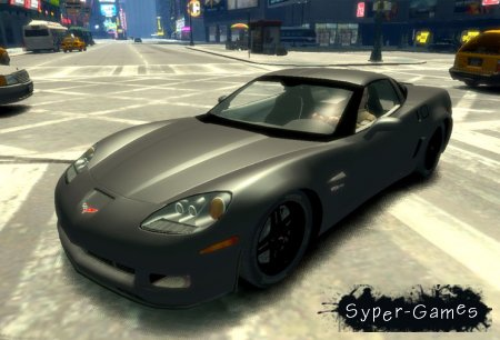 GTA 4 Episodes from Liberty City 52 Cars Pack (2011)