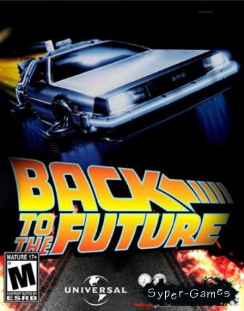 Back to the Future: Episode 5. OUTATIME (2011) ENG