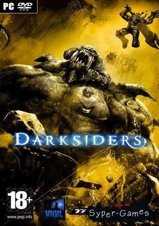 Darksiders: Wrath of War (2010/Rus/Repack by UltraISO)