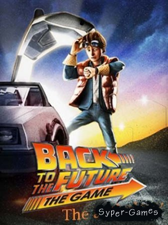 Back to the Future: The Game - The anthology / Назад в будущее: Игра - Антология (2011/PC/Rus/Eng)