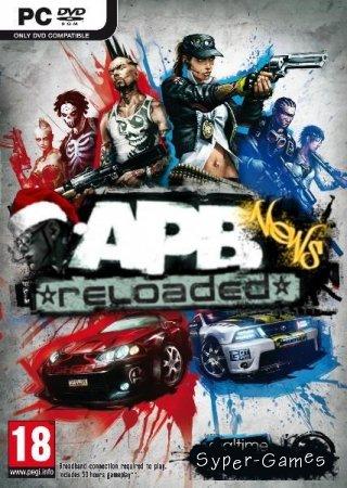 APB: Reloaded (2011 / Rus / Eng)
