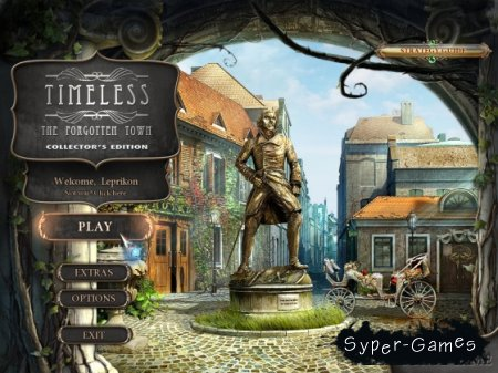 Timeless: The Forgotten Town Collector's Edition (Final/2011)