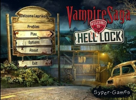 Vampire Saga 2: Welcome Hell Lock (2011/Eng)