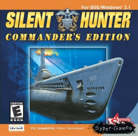 Silent Hunter Commander's Edition