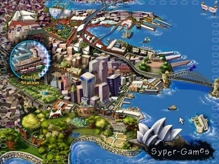 Big City Adventure - Sydney, Australia (2009/Eng)