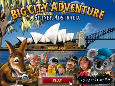 Big City Adventure - Sydney, Australia (2009/Eng)