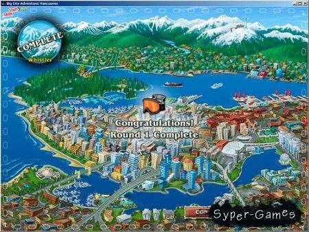 Big City Adventure - Vancouver. Collector's Edition (2010/Eng)