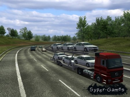 Truck Simulator Collection 3 in 1 (2010/RUS)