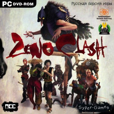 Zeno Clash: Ultimate Edition (2009/RUS/Repack by R.G. CATALYST)