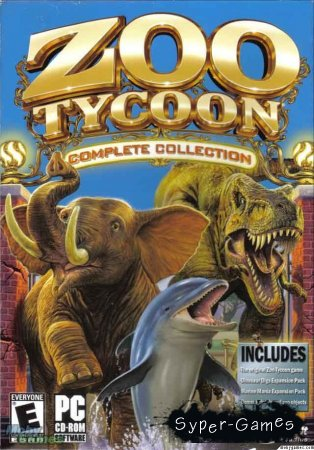 Zoo Tycoon Complete Collection (2003/PC/RUS)