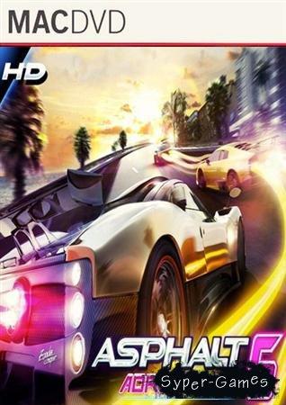 Asphalt 6: Adrenaline (2011/ENG)