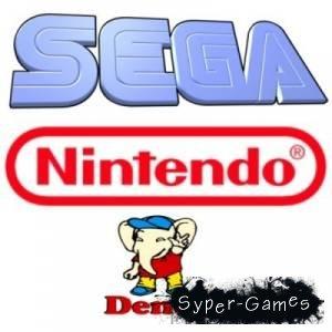 Сборник русскоязычных игр для Dendy и Sega (2011) PC