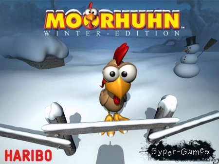 Moorhuhn: Winter Edition (2001) PC