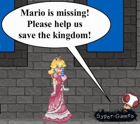 Марио Опять Непонятно Где / Mario is Missing 2