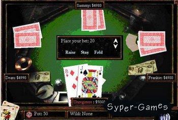 Сборник игр Покер–Poker /PC/Eng