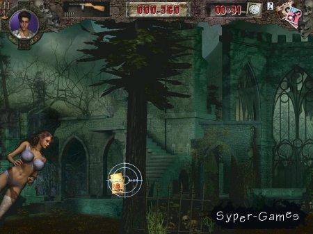 Castle Knatterfels: Curse of the Zombie Krauts ( Узницы замка Кнаттерфель )