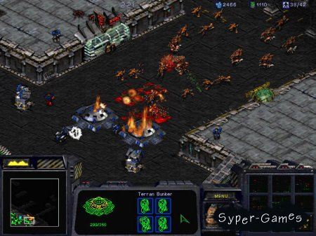 Антология СтарКрафт 6 в 1 / Anthology StarCraft 6 in 1 (PC/RUS/ENG)