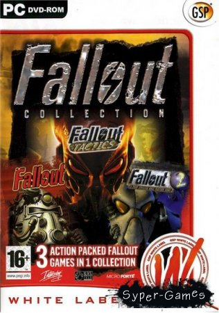 Fallout Collection 3 in 1 (2008/PC/RUS)