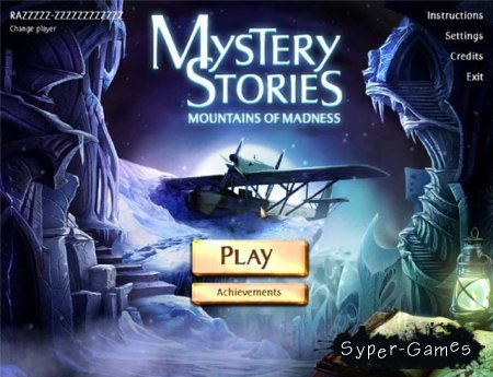 Mystery Stories: Mountains of Madness (2011/ENG)