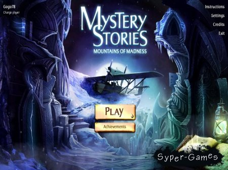 Mystery Stories. Mountains of Madness (2011/Eng) Final