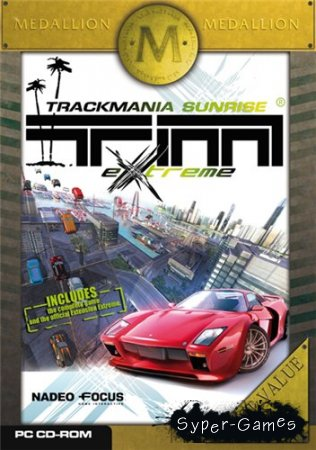 TrackMania Sunrise & Extreme (PC/2006/RUS/ENG)