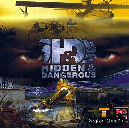 Hidden & Dangerous: To Kill Bertgold (ENG+RUS)