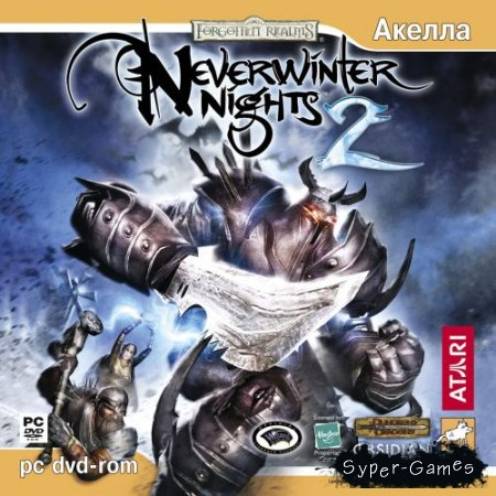 Neverwinter Nights 2 (PC/2006/RUS/RePack by MOP030B)