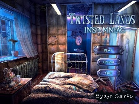 Twisted Lands 2. Insomniac Collectors Edition (2011/Eng)
