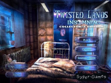 Twisted Lands: Insomniac - Collector's Edition (2011/Final)
