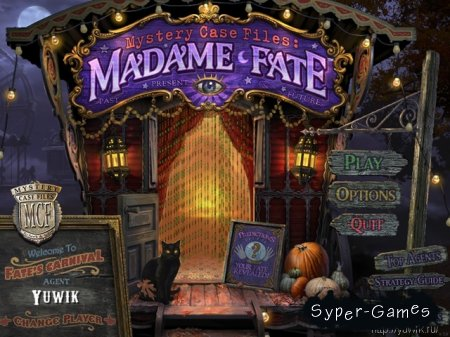 Mystery Case Files: Madame Fate (Eng)