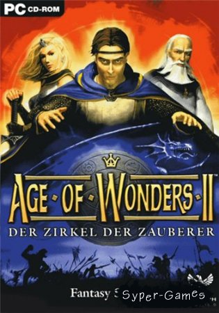 Age of Wonders 2: The Wizard's Throne (PC/2002/RUS/ENG)