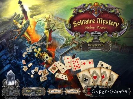 Solitaire Mystery: Stolen Power (2011/Beta)