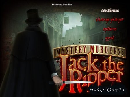 Mystery Murders: Jack the Ripper (2011)