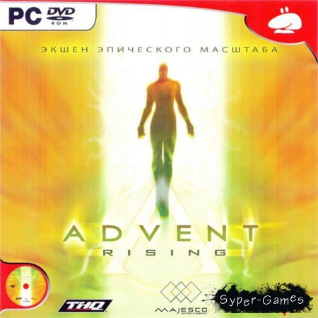 Advent Rising (PC/2006/RUS/ENG/RePack by R.G. Catalyst)