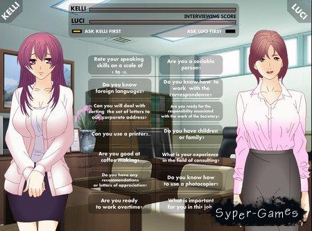 Моя Первая Секретарша / My First Secretary