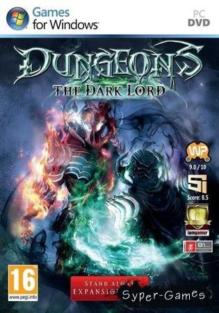 Dungeons: Повелитель Тьмы / The Dark Lord (2011/RUS/ENG/RePack)