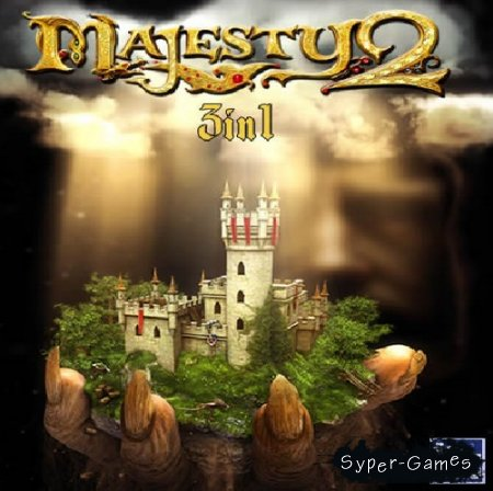 Majesty 2 - 3 в 1 (2011/RUS/RePack by Donald Dark)