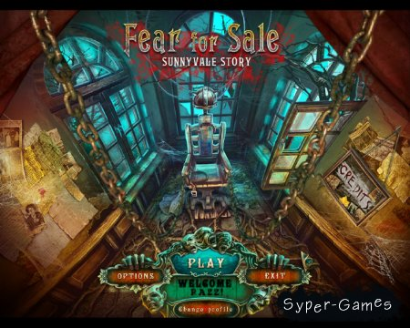 Fear for Sale: Sunnyvale Story  (2011/ENG)