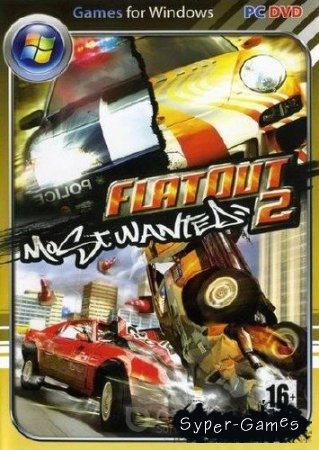 FlatOut 2 Most Wanted New Edition (PC/2011/RUS)