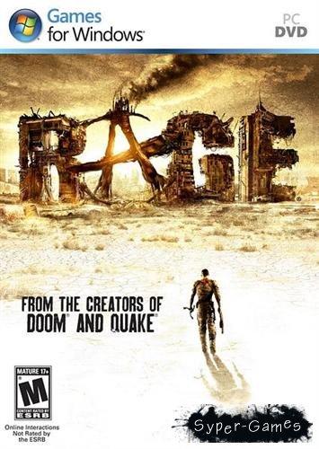 Rage (2011/ENG/MULTI3) + crack