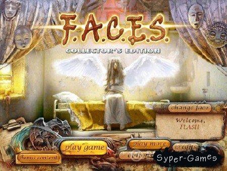 Л.И.Ц.А. Коллекционное издание / F.A.C.E.S. Collector's Edition (2011/RUS)