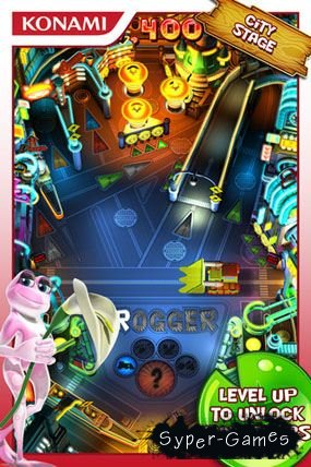 Frogger Pinball v1.0.0 [iPhone/iPod Touch]