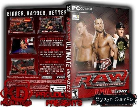 WWE Raw: Ultimate Impact 2012 (2011/ENG/PC)
