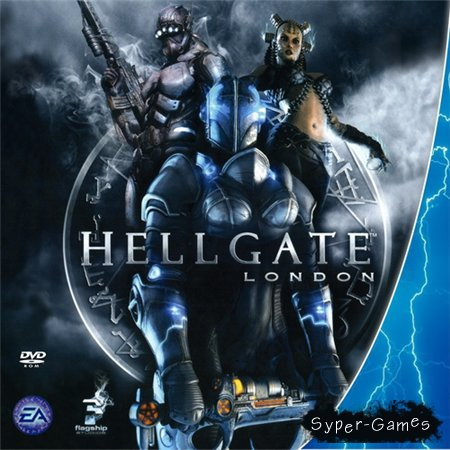 Hellgate London (PC/2007/RUS/ENG/RePack by MOP030B)